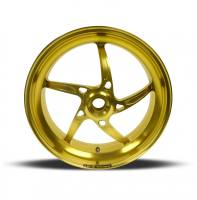 OZ Piega Rear Gold Anodized