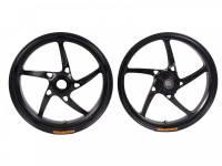OZ Motorbike - OZ Motorbike Piega Forged Aluminum Wheel Set: MV Agusta F4 / Brutale