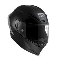 Helmets & Accessories - Helmets - AGV - AGV Corsa Black Helmet