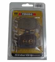 Ferodo - FERODO ST Rear Sintered Brake Pads: Brembo Late Rear Caliper