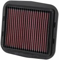 K&N - K&N Air Filter: Ducati 1299 / 1199 / 899 / 959 Panigale /15 + MTS 1200 /MTS 950 / X Diavel