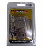 Ferodo - FERODO ST Front Sintered Brake Pads: Brembo 4 Pad [Single Pack]