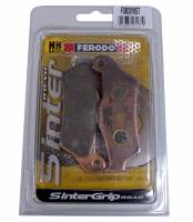 Ferodo - FERODO ST Front Sintered Brake Pads: Brembo Monster 695 / S2R800 Front Calipers & Multistrada 1200 Sliding Rear Caliper