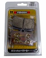 Ferodo - FERODO ST Front Sintered Brake Pads: Brembo Single Pin [Single Pack]