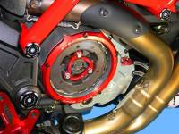 """Ducabike - Ducabike Ducati Wet Clutch Pressure Plate Ring """"Old Style"""": Silver Only - Image 2"""
