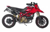 Exhaust - Full Systems - Zard - ZARD 2-1 SS/SS Full System: Hypermotard 1100 EVO