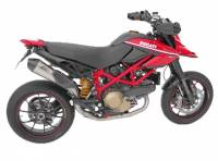 Exhaust - Full Systems - Zard - ZARD 2-1 TI/TI Full System Homologated: Hypermotard 796