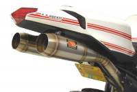 Competition Werkes Slip-on Exhaust: 848/1098/1198