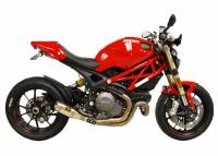 Competition Werkes - Competition Werkes Slip-on Exhaust: Monster 1100 EVO - Image 1