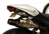 Exhaust - Slip-Ons - Competition Werkes - Competition Werkes Slip-on Exhaust: Monster 696/1100