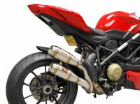 Competition Werkes Slip-on Exhaust: Streetfighter