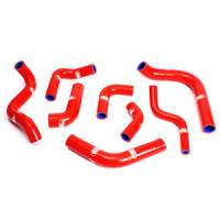 Engine & Performance - Engine Cooling - Samco Sport - SAMCO Silicone Coolant Hose Kit: Ducati 996R / 998R
