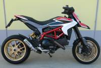 Spark Hypermotard 821 / Hyperstrada MotoGP Titanium Silencer