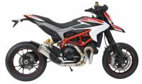 Exhaust - Full Systems - Zard - ZARD 2-1 SS/SS Full System: Hypermotard 821
