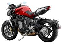 RIZOMA - RIZOMA Arm-Side License Plate Support: MV Agusta Brutale 675 / 800