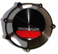 Woodcraft - WOODCRAFT Clutch Cover: Ducati Dry Clutch