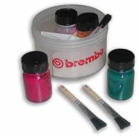 Tools, Stands, Supplies, & Fluids - Fluids - Brembo - Brembo Racing Thermal Paint Kit
