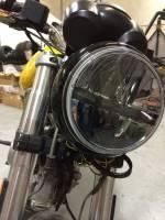 Corse Dynamics - CORSE DYNAMICS 7 inch LED Spada Headlight Kit: Monsters & Sport Classics - Image 6