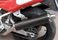 Exhaust - Accessories - Spark - Spark High Mount Exhaust Hanger Bracket: Supersport / 851 / 888